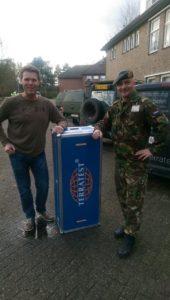 Leichtes Fallgewicht TERRATEST 4000 USB Armee Niederlande-2