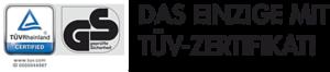 TÜV Logo Einzige 2016 c